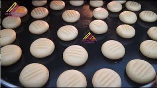 Çikolata Dolgulu Kurabiye Tarifi - Pratik Yemek Tarifleri
