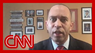 Rep. Jeffries: Trump is in a massive meltdown right now