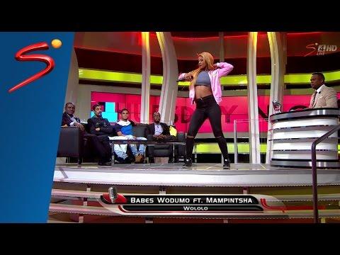 Babes Wodumo ft. Mampintsha - 'Wololo'