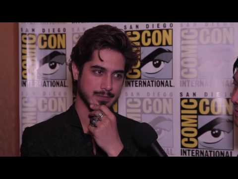 Ghost Wars: Avan Jogia catches us up at Comic-con
