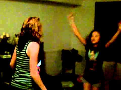 Teenage girl gone wild