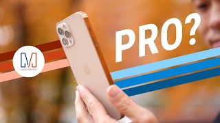 iPhone 12 Pro Review: To PRO or NOT to Pro?