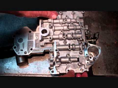 Dodge Trucks 48RE Automatic Transmission Valve Body - YouTube