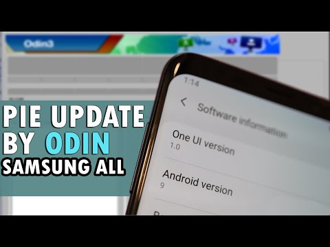 How to Install & Update Firmware PIE 9.0 on Samsung Galaxy Note 9, S9, S9+, S8, S8+ [Odin Method]