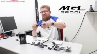 Nova Carretilha Shimano Chronarch MGL 150/151 XG
