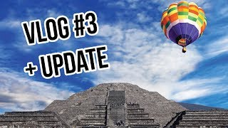 Teotihuacán en Globo Aerostático