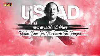 Unke Dar Pe Pochane To Payen | Ustad Nusrat Fateh Ali Khan | RGH | HD Video