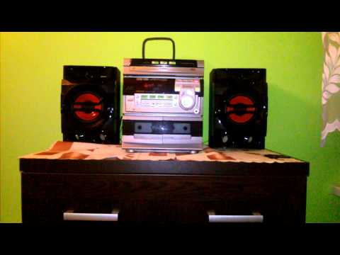 Philips stereo fwc550