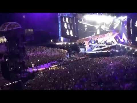 ❤VLOG Concerto One Direction MILANO SAN SIRO 28/06/14 (concerto completo)❤