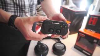 SteelSeries gaming gear for everyday at Secret Room Events MTV Movie Awards Style Lounge Thumbnail