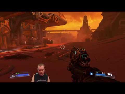 Doom (PC) Ultra Nightmare Lets Play W/ JoeNumb3rs - Part 1