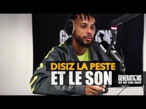 Youtube: DISIZ LA PESTE &«LE SON» (Live des studios de Générations)