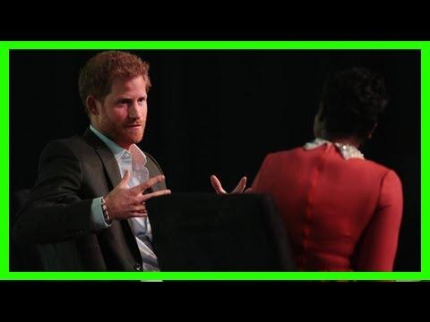 Breaking News | Kiwi treaty lawyer having dinner with prince harry