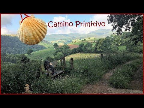 Camino Primitivo - Der ursprüngliche Jakobsweg nach Sanitago de Compostela - The Way of St. James