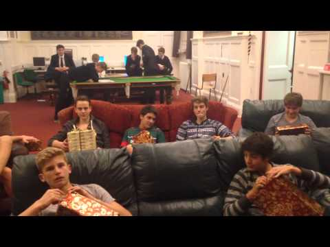 4 th Form Howsons Christmas Party 2k14
