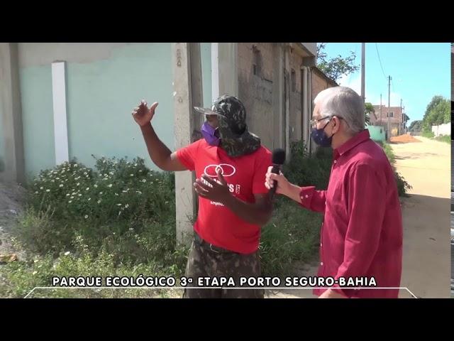 Parque Ecológico - Povo zangado - Porto Seguro-Bahia