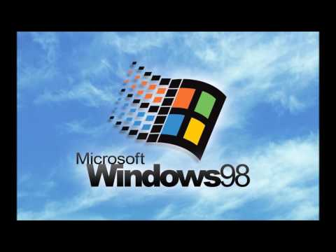 Windows 98 Commercial/Advert music HD version