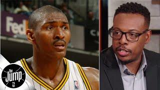 Paul Pierce: Ron Artest pantsing me doesn't compare to Marcus Morris' head bonk   The Jump
