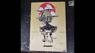 Pilot Pintor X Global Street Art Series: Mike22Inks