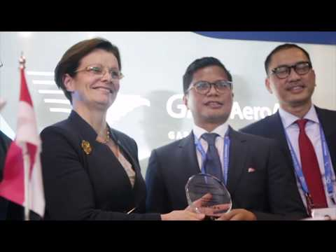 Thales at Singapore Airshow 2018 Opening Day