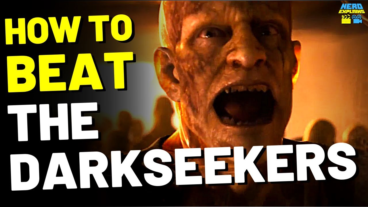 """How to Beat the DARKSEEKERS in """"I AM LEGEND"""" (2007)"""
