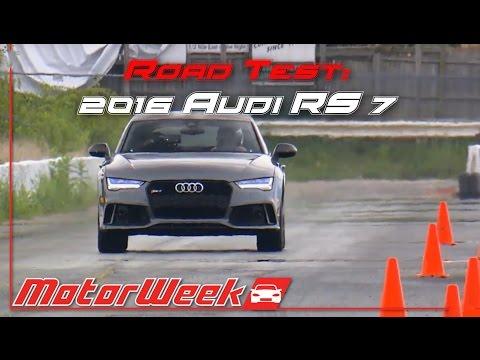 Road Test: 2016 Audi RS 7 - 5 Door Fury