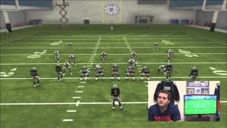 Madden NFL 13 Tips -  Daily #241 Oakland Raiders Man Beater
