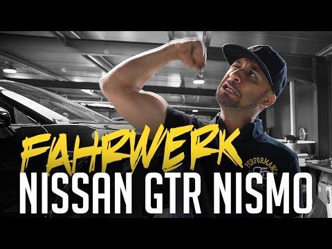 JP Performance - Nissan GT-R R35 NISMO   Fahrwerk