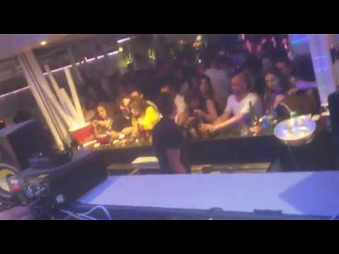Juernes Salvajes Bailongos Summer 2014 Terraza Lounge Bar El