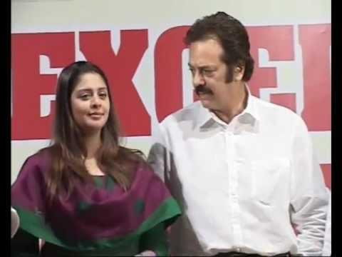 Nagma, Kabir Khan at 6th R K Excellence Awards 2012
