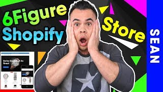 💯 😀 The Fastest Way to Build a 6 figure Shopify Store