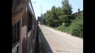 Train Ride Through Balkan Mountains | Veliko Tarnovo - Stara Zagora | Bulgaria 2006 | Train 4641