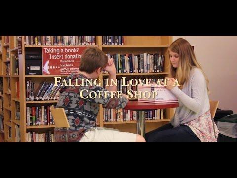 Falling in Love at a Coffee Shop- Landon Pigg | Music Video