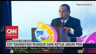 Download Video Edy Rahmayadi Resmi Mundur dari Ketua Umum PSSI MP3 3GP MP4
