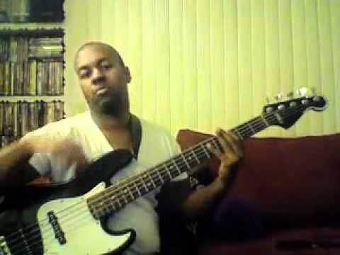 Kirk FranklinMy Desire bass  Maazi Jay