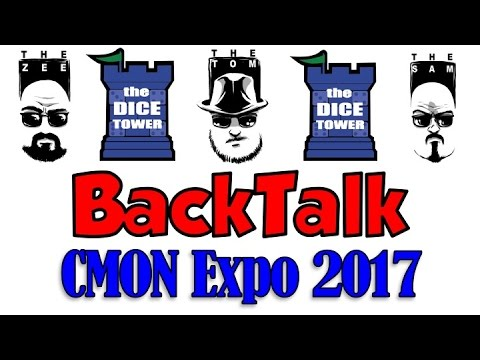 BackTalk 28: CMON Expo 2017