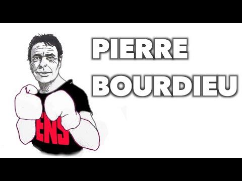 Pierre Bourdieu on television