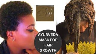 diy DIY AYURVEDIC HAIR MASK FOR GROWTH EXTREME NATURAL HAIR GROWTH