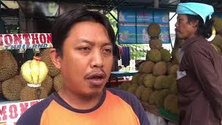 Yuk Makan Duren di Sentral Durian Kalibata