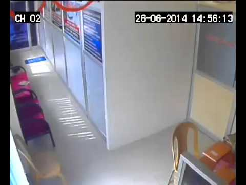 Cctv Record Theft In Trichy