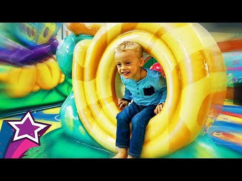 Amazing Indoor Playgrounds For Kids Compilation Best Nursery Rhymes Songs For Children Old MacDonald
