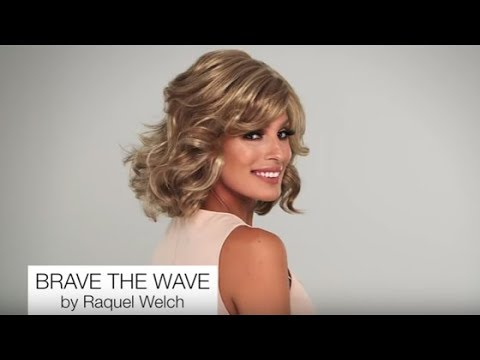 Brave The Wave Wig by RAQUEL WELCH | Lace Front