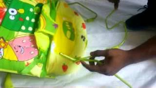 Sunbaby Bouncer Assembly