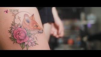 Tatuointistudio Dreamyink Turku