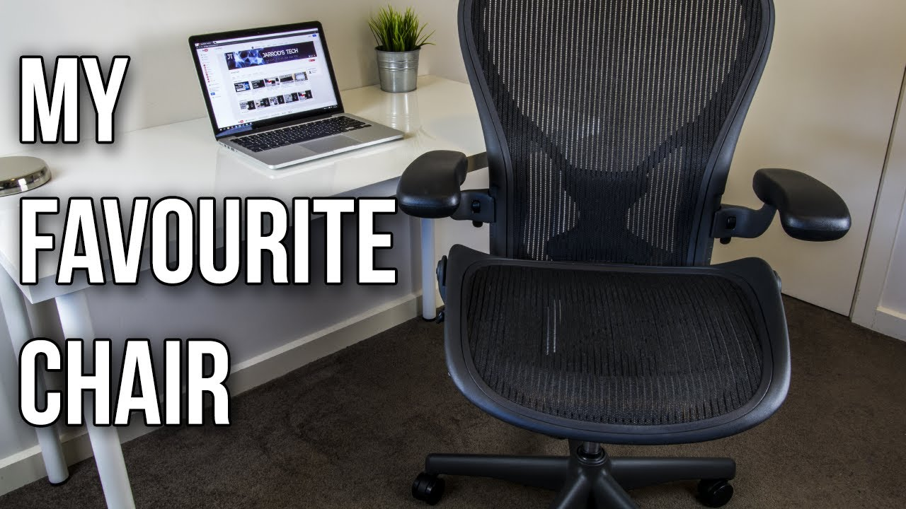 most comfortable computer chair. Herman Miller Aeron Chair Review - Most Comfortable Computer Chair?