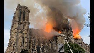 Se incendia la Catedral de Notre Dame   A24.com en VIVO