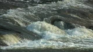 """""""Flowing Water"""" 30mins of  River Sounds W/O Music in HD"""