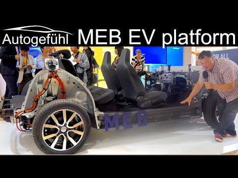 Will this boost electric vehicles? 10 million EVs on Volkswagen MEB platform FEATURE - Autogefühl