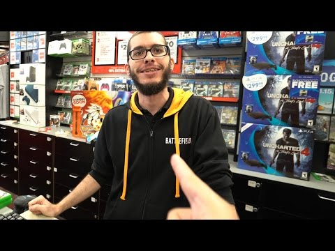 SELLING Infinite Warfare At GAMESTOP (Day Of RELEASE) RIP OFF!