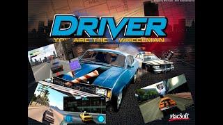 Driver про все части игры в одном видео 1999-2011